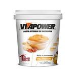 Pasta Integral de Amendoim MEL PROTEIN - VitaPower 1kg - Mel