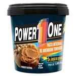 Pasta Integral de Amendoin Torrado 1kg - Power One