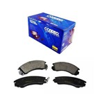 Pastilha Freio Cobreq Dianteira Eclipse 2.0 - 1995 1995 - N1300