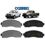 Pastilha de Freio Automotiva Dianteira Cobreq N189 Carro Ford Ranger Explorer 4.0 V6 4.8 V8
