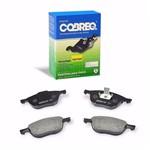 Pastilha de Freio Automotiva Dianteira Cobreq N190 Carro Focus Hatch Glx 1.6 2012