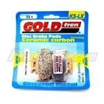 Pastilha de Freio Goldfren Traseira KDX220- RM125