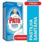 Pastilha Sanitária Pato Fresh com 3 Unidades