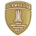 Patch Campeón Libertadores 2017 Patch Campeón PatchCampeón