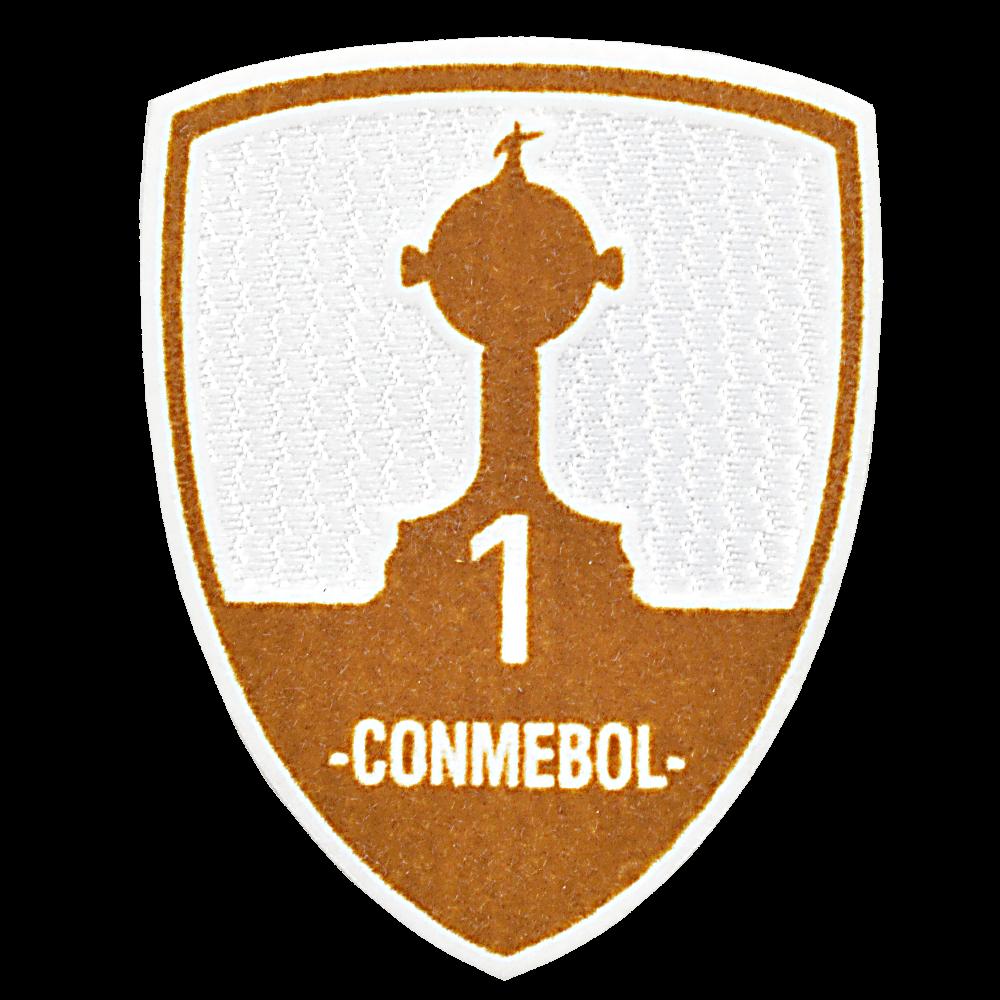 Patch Taça Libertadores PatchLiberta1