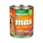 Patê Total Max Carne e Vegetais para Cães Adultos - 280 G