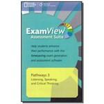 Pathways 3 - Listening And Speaking - Examview Cd-