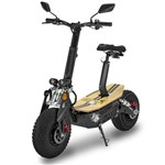 Patinete Elétrico Scooter Two Dogs Td Monster 1600w 48v Preto