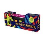 Patinete Radical 2 Rodas Cupcake - DTC