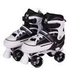 Patins All Slide Classic Rollers - M Preto - Bel Sports