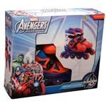 Patins Marvel do 33 ao 36 - 32.608 - Hasbro