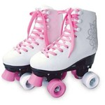Patins Quad Roller Classico 31/32 - Fun