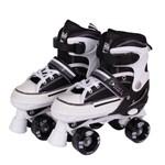 Patins Roller All Slide Classic Preto M (33-36) 378500