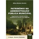 Patrimônio na Administração Pública Municipal