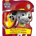Patrulha Canina - Marshall Resgata o Filhote de Ganso - Cart Recortado