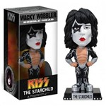 Paul Stanley The Starchild Kiss Funko Wacky Wobbler