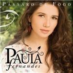 Paula Fernandes Pássaro de Fogo Edição Especial - Cd Sertanejo