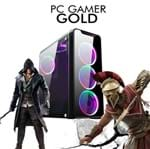 PC GAMER GOLD - Intel Core I5-8400, GTX 2060 6GB, 1TB, 8GB RAM