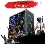 PC Gamer InfoParts CYBER I7 7700K GTX 1050TI 4GB, 1TB, 8GB RAM