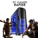 PC Gamer InfoParts Rapier Core I3-8100 Rx 570, 4GB 1TB 8GB