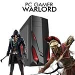 PC GAMER WARLORD - Intel Core I5-8400, RX 550 2GB, 1TB, 8GB RAM