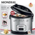 Pe-01 - Panela Elétrica Pratic Rice & Vegetables Cooker 10 Premium