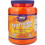 Pea Protein Baunilha e Caramelo 2lbs 907g Now Sports