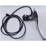 Peça de Reposição para Bicicleta Elétrica Atrio Au700 Alavanca de Freio (Par com Fiação P/ Luz de Fr