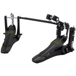 Pedal Duplo Mapex para Bumbo P800tw Armory, C/Bag