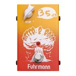 Pedal Fuhrmann Buffer e Boost Bb01
