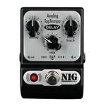 Pedal Nig Pocket Delay Analog Tap Tempo para Guitarra - Padt