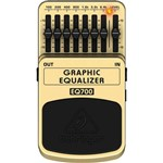 Pedal para Guitarra Behringer EQ700 Equalizer