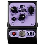 Pedal Pocket para Guitarra e Baixo Easy Flanger Pfl Nig