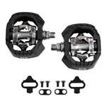 Pedal Shimano DX PD-M647 Encaixe e Plataforma DH AM BMX