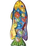Pega Peixe com Vara / Redinha / Peixe Art Brink