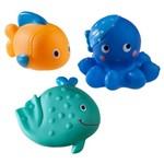Peixinhos no Banho - 3 Unidades - Girotondo