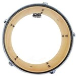 Pele Attack Drumheads 1-ply Medium Clear 06¨ Filme Único Transparente Dha6