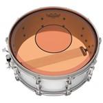 Pele Remo Powerstroke 77 Colortone Orange 13¨ Dupla Laranja com Abafador e Bola Central (15623)