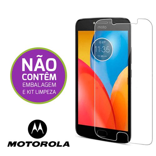 Película de Vidro Temperado Sem Embalagem - Motorola Moto E5 Plus