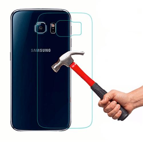 Película de Vidro Temperado Traseira - Samsung Galaxy S6