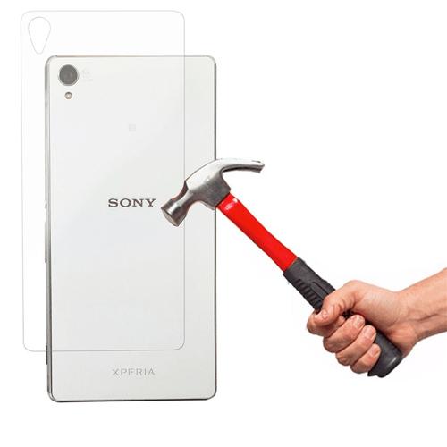 Película de Vidro Temperado Traseira - Sony Xperia Z1