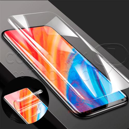 Película FlexGel 4D / 5D / 6D com Borda Transparente - Samsung Galaxy S7 - Transparente