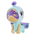 Pelúcia 15 Cm - Hanazuki Little Dream - Pequeno Sonhador - Peacock - Hasbro