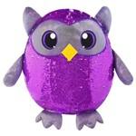 Pelúcia - 24 Cm - Shimeez - Oliver Owl - Toyng