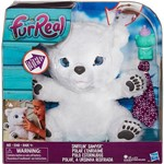 Pelúcia Animal Furreal Friends - Urso que Espirra - Hasbro