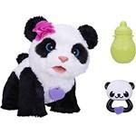Pelúcia Animal Minha Amiga Panda - Hasbro