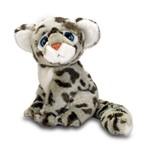 Pelúcia Animal Planet Tigre Branco - Fun Divirta-se
