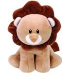 Pelúcia Baby Ty Animais - Leão Bouncer