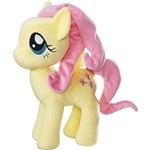 Pelúcia Básica My Little Pony Fluttershy - Hasbro