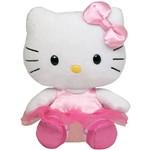 Pelúcia Beanie Babies Hello Kitty Bailarina - DTC